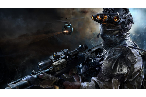 Sniper: Ghost Warrior 3 - Games.cz