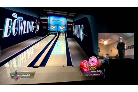 High Velocity Bowling with Playstation Move - YouTube