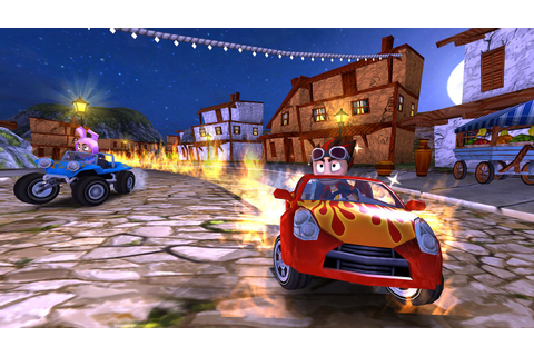 Beach Buggy Racing APK Download for Anddroid - Free Racing ...