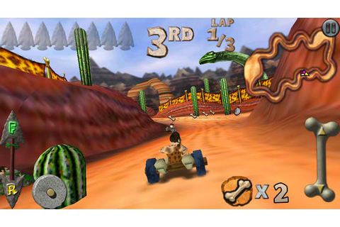 App Store Gaming Classic Cro-Mag Rally Gains Support For ...