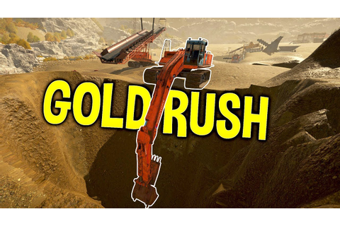 Gold Rush - The Best Gold Paydirt Possible! - Digging to ...