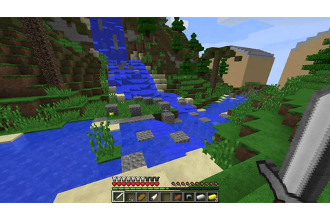 Minecraft - Emerald Isle - Hunger Games - PERFECT ENDING ...