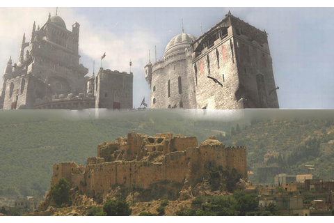 The 15 Best Video Game Castles (And Their Real-Life ...