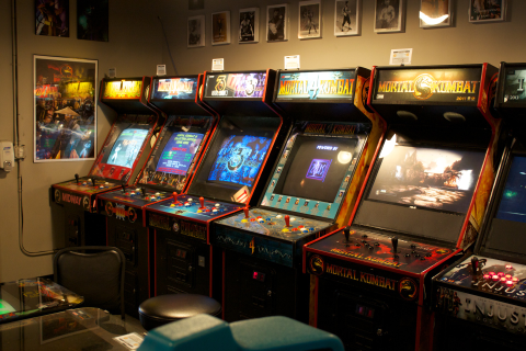 A visit to Galloping Ghost, the largest video game arcade ...