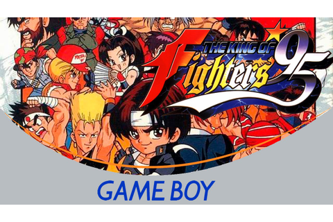 The King of Fighters '95 [Super Game Boy] - YouTube