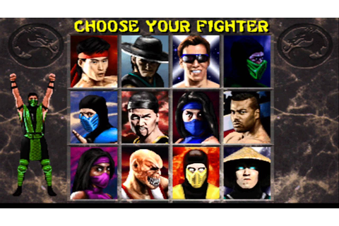 Mortal Kombat Arcade Kollection (PC Version) - YouTube