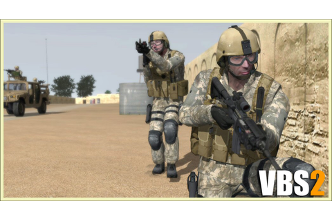 VBS2 to become a new training game in the US Army | Blog ...
