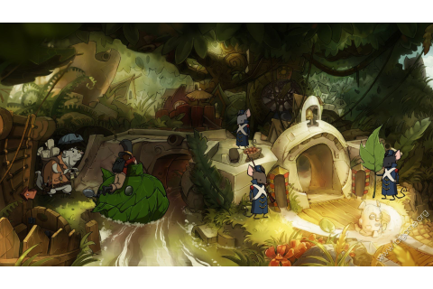 The Night of the Rabbit - Tai game | Download game Phiêu lưu