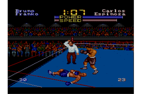 Evolution of Retro Boxing Games - page 2 - Retro Games ...