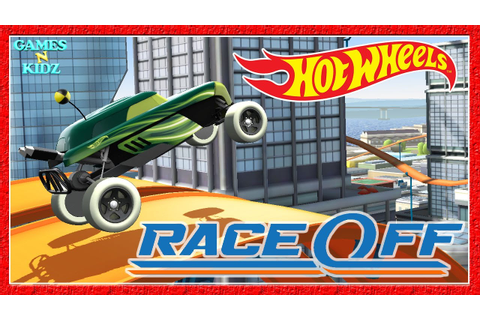 Hot Wheels: Race Off - Vehicles For Kids - Racing Car ...