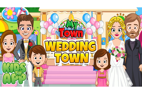 My Town : Wedding (My Town Games LTD) - Best App For Kids ...