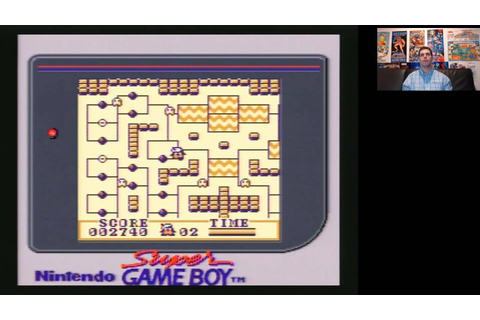 Amazing Penguin (Game Boy) Defeated! (Rooms 39-40) - YouTube