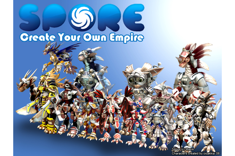 Spore Free Download - Ocean Of Games