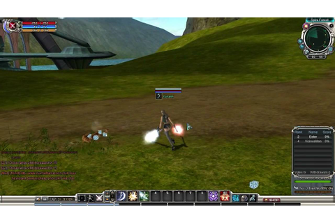 RFOnline (Rising Force Online)Character Creation ...