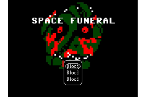 Space Funeral (Video Game) - TV Tropes