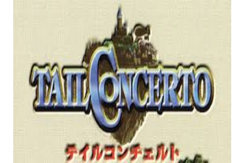 Tail Concerto PS1 game - Mod DB
