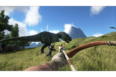 ARK: Survival Evolved - Multiplayer First Person Survival ...