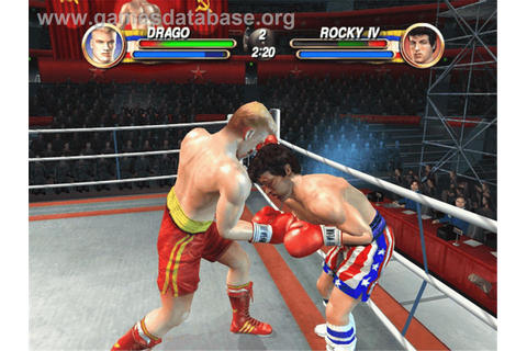 Rocky - Microsoft Xbox - Games Database