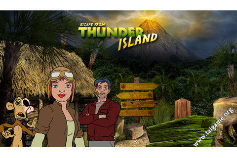 Escape from Thunder Island - Download Free Full Games ...