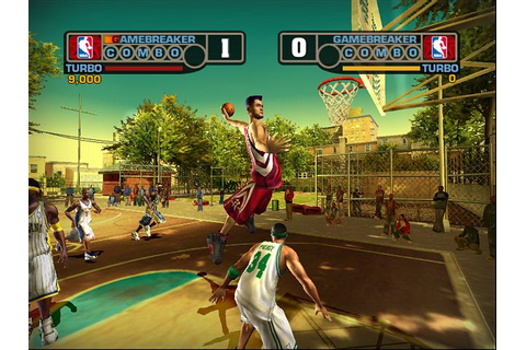 Screens: NBA Street V3 - Xbox (4 of 27)