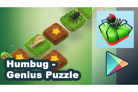 Humbug - Genius Puzzle - Android Games (Puzzle) - YouTube