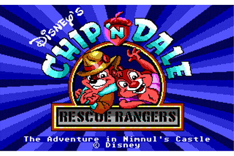Download Chip 'N Dale Rescue Rangers: The Adventures in ...