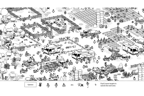 image from Hidden Folks is the most joyous game on iOS ...