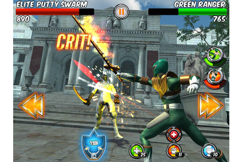 Power Rangers Legends iOS review -updated and chat with ...