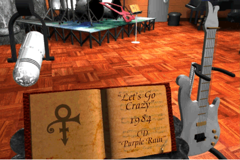 Prince's CD-ROM Game Prince Interactive :: Games ...