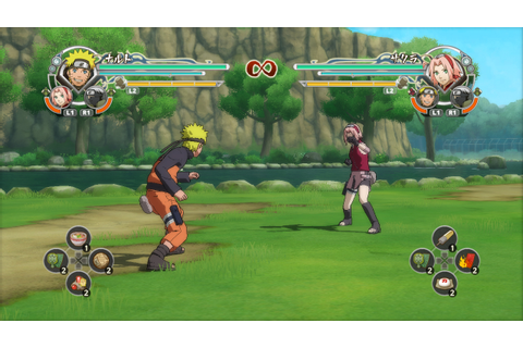 Master Games Technology .: Naruto Ultimate: Ninja Storm ...