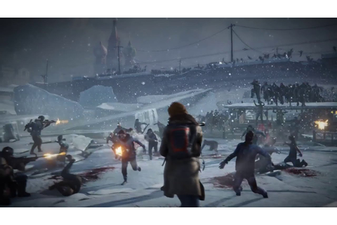 New Details About 'World War Z' Video Game! - horrorfuel.com