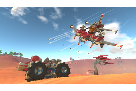 TerraTech Game | PS4 - PlayStation