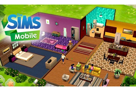 'The Sims Mobile' for iOS Includes All Features in ...