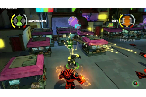 Ben 10 Omniverse 2 (USA) Nintendo Wii ISO Download ...