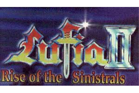 Lufia II: Rise of the Sinistrals (Video Game) - TV Tropes