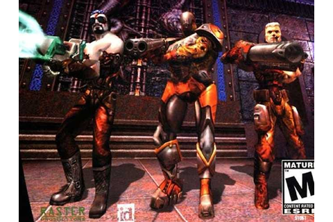 Bots In 'Quake III: Arena' Game Do Not Refuse To Fight ...