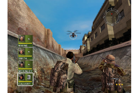All Conflict Desert Storm 2: Back To Baghdad Screenshots ...