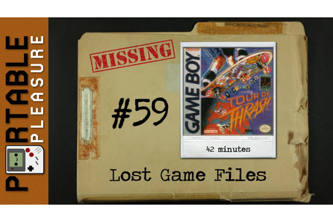 Portable Pleasure - Lost Game Files #059 - Skate or Die ...