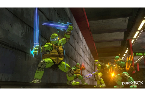 Teenage Mutant Ninja Turtles: Mutants in Manhattan screenshots leak ...