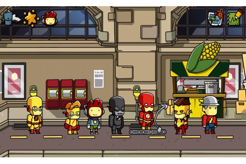 Scribblenauts Unmasked: A DC Comics Adventure-Cracked Free ...