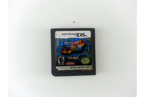 Ping Pals game for Nintendo DS (Loose) | The Game Guy