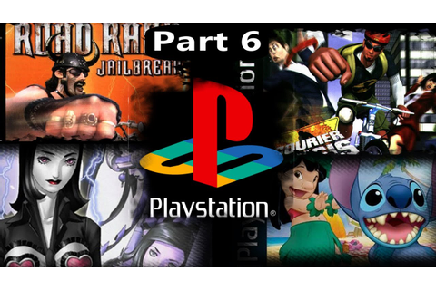 TOP PS1 GAMES (PART 6 of 9) OVER 150 GAMES!! - YouTube