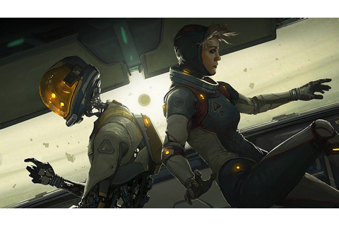 Lone Echo Review - IGN