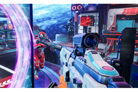 Splitgate: Arena Warfare Looks To Bring Back Classic And ...