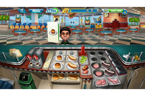 Cooking Fever Review - Play Games Like