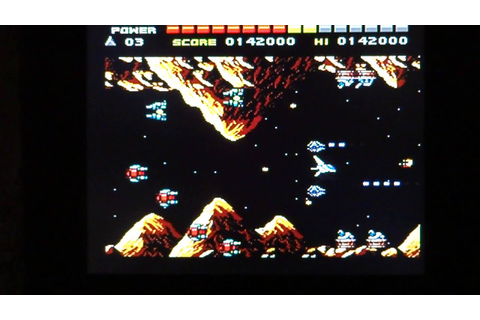 Space Manbow: MSX2 / MSX2+ - YouTube