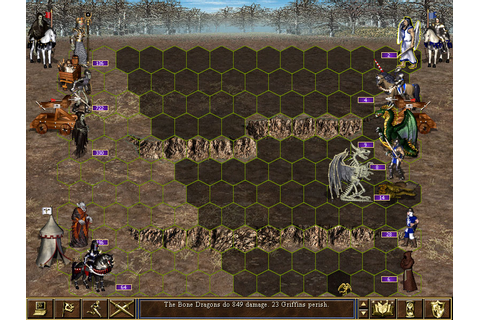 Heroes of Might and Magic III . Прохождение Heroes of ...