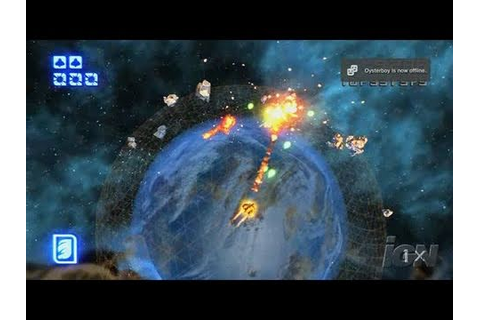 Super Stardust HD Solo PlayStation 3 Gameplay - A - YouTube