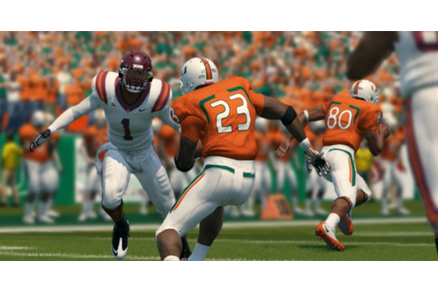 A return of NCAA Football? EA Sports would be 'very ...