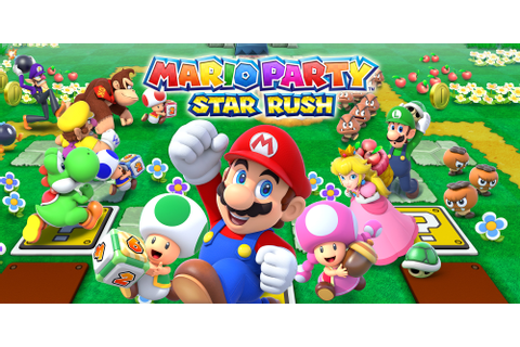 Mario Party: Star Rush | Nintendo 3DS | Jeux | Nintendo